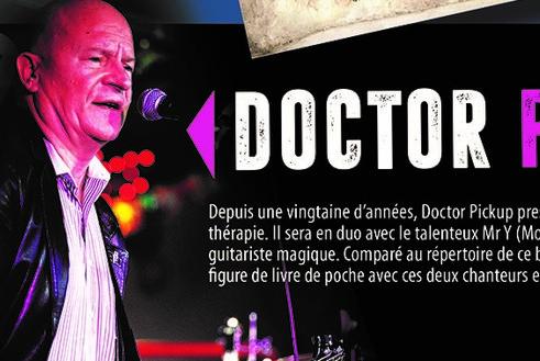 Jeudi 28/11 : Docteur Pick up