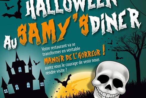 du 21/10 au 02/11 : Halloween Au Samy's