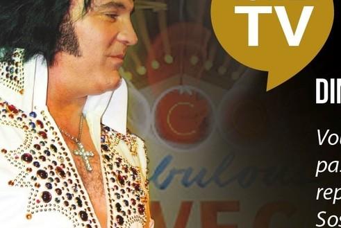 19/09 : Diner spectacle avec le sosie d'Elvis Presley