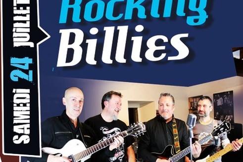 24/07 : Concert de Rockingbillies