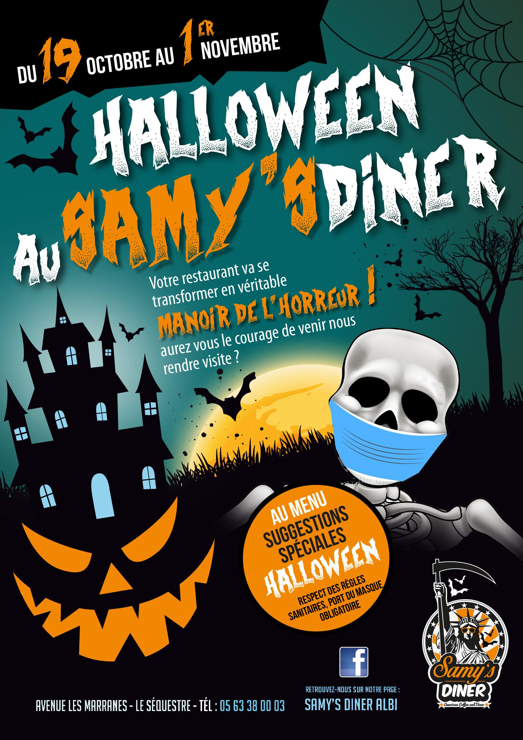 Restaurant Samy's diner NON STOP DE 9H A MINUIT