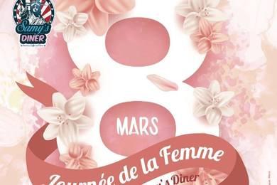 La Soirée de la FEMME au Samy's Diner Albi