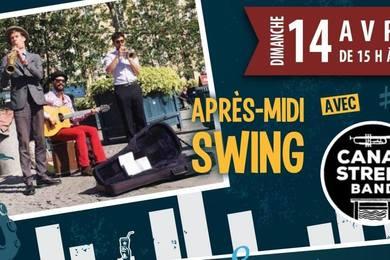 Apres Midi Concert De Swing le Dimanche 14 avril 2019 a partir de 15h au Samy's Diner Albi
