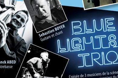 12/12 : concert des Blues light TRIO