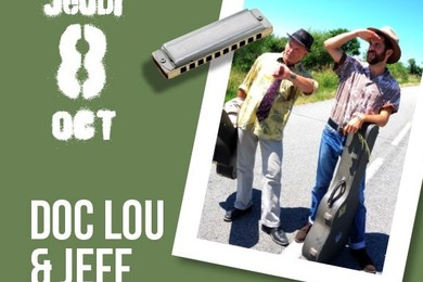 08/10 : Doc Lou & Jeff