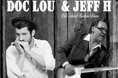 Jeudi 2/12 : Concert doc Lou & Jeff
