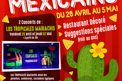 Les 10 jours Mexicains