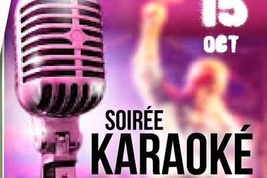 15/10 : Soirée Karaoké