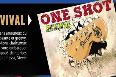 jeudi 21/11 : One shoot revival