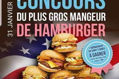 Liltone Morris arbitre le plus gros concours de Burgers a Albi