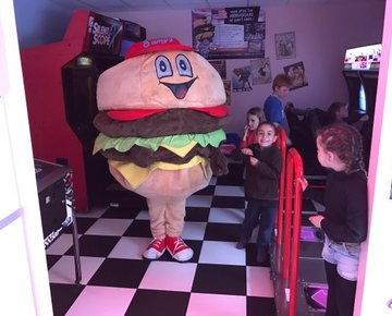 Restaurant jeux enfants Albi